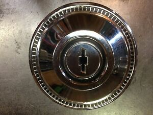 Chevy Impala Beliar Nomad Biscayne 10 1 2 Dogdish Hubcaps