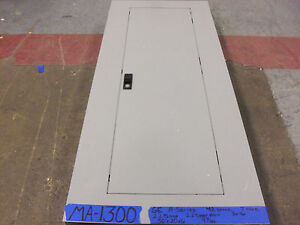 Ge 225 Amp Panel Panelboard 200 175 150 3 Phase 120v 208v 240v Main Breaker 3 Ph