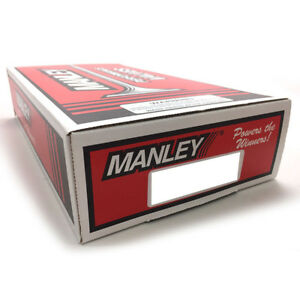 Manley Intake Valve Set 11720 8 Race Master 3715 2 190 For Chevy Bbc