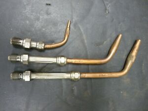 Smiths Brazing Welding Tips 4 Pc