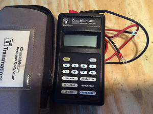 Transmation 23406e Frequency Calibrator Checkmate 300