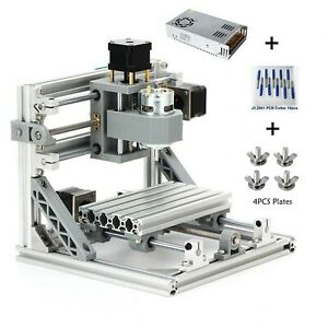 Mysweety Diy Cnc Router Kits 1610 Grbl Control Wood Carving Milling Engraving Ma