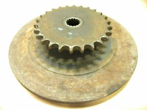 Rear Axle Drive Chain Sprocket Re28816 Fits J D Amt 600 Gator