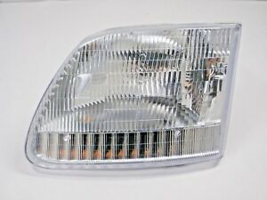 1997 2003 Ford F 150 Pickup Driver Side Headlight Bulb 1997 2002 Expedition