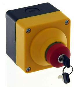 Hpc Commercial Emergency Stop Switch For 120vac Or 24vac Systems