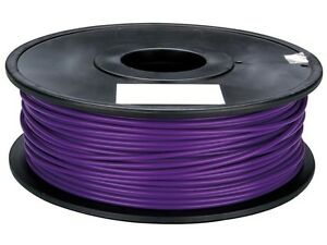 Velleman Pla175z1 1 75 Mm 1 16 pla Filament purple 1 Kg 2 2 Lb