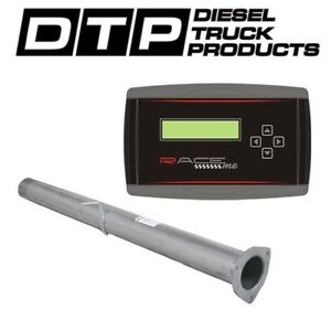 Raceme Jr Dpf Delete For Dodge Cummins Diesel 6 7 07 12