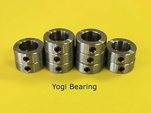 25pcs 1 Shaft Collar Unplated Suitable For Welding Usc 100