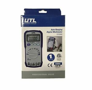 Hpc Uei Digital Multimeter