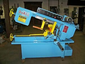 Doall C 916a Automatic Band Saw Very Nice Machine