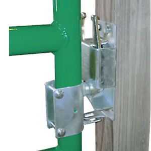 Brand New Co line Lockable 2 way Livestock Gate Latch