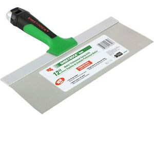New Usg Sheetrock 12 In Stainless Steel Finishing Knife With Matrix Handle