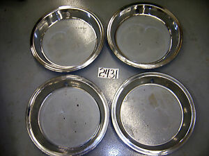 14x7 Rally Wheel Trim Rings Original Gm