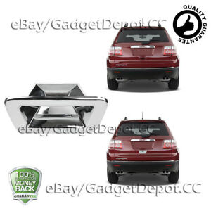 For 2006 2007 2008 2009 2010 2011 2012 Gmc Acadia Chrome Tailgate Covers