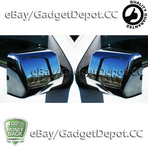 For 2006 2007 2008 2009 2010 Ford Explorer Chrome Mirror Covers