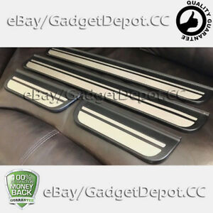 For 2008 2009 2010 2011 2012 Honda Accord Stainless Steel Door Sills