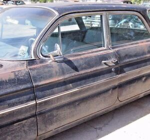 1961 1962 Oldsmobile Dynamic 88 4 Door Sedan Fiesta Wagon Left Front Door