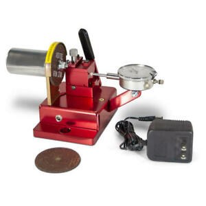 Proform Engine Piston Ring Grinder 66765 Red Anodized Aluminum W Ac Adapter