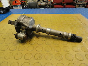 Vintage Mallory Dual Point Distributor Sbc Yc 310 Hp