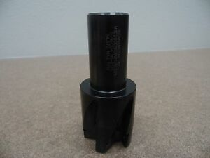 Kennametal 2 Indexable End Mill