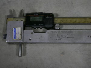 Unique Cal x tender 51 Digital Mitutoyo Caliper Cd 6 p Extension Bar Tool