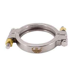 Hfs r 3 Sanitary Clamp High Pressure Tri Clamp Clover Stainless Steel