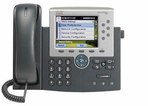 Cisco Cp 7965g Unified Voip Ip Telephone Poe