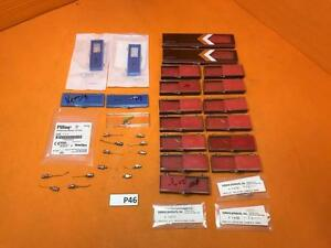 Lot Of 38 Ophthalmic Cannulas Intubation Sets
