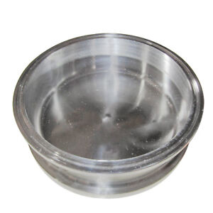 Hfs r 6 Sanitary Tri Clamp Splatter Platter Stainless Steel