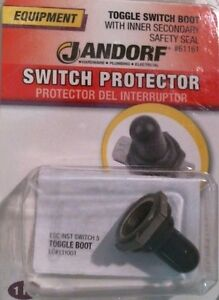 Jandorf 61161 Toggle Switch Boot W inner Secondary Safety Seal Free Shipping