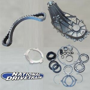 Transfer Case Rear Case Half Chain Bearing Upgrade Rebuild Kit Np261 ld Only