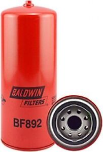 Bf892 Baldwin Primary Fuel water Seperator Spin on With Drain Lot Of 9
