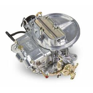 Holley Carburetor 0 80500 Street Avenger 500 Cfm 2 Barrel Polished