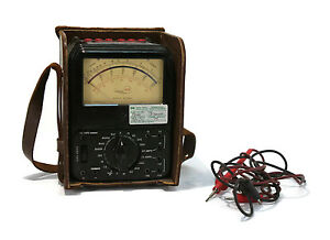 Simpson Canada 260 635 Multimeter With Cable