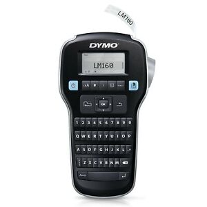 Brand New Dymo Labelmanager 160 Handheld Label Maker 1790415