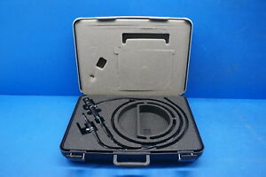 Olympus Cyf 4 Fiberoptic Cystoscope With Case