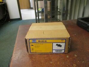 Ilsco Aluminum Neutral Bar Nb 350 30 Line 350mcm 6 Load 30 4 14 600v