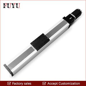 Cnc Linear Rail Guide Slide Stage Ball Screw Actuator Motion 100 1500mm Stroke