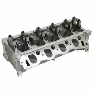 Trickflow Twisted Wedge Ford 4 6l 5 4l 2v 185cc Aluminum Cylinder Head 44cc Mod