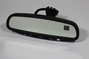 Sebring Stratus Rear View Mirror 02 05 Auto Dim Compass Temp Homelink 015614