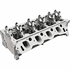 Trickflow Twisted Wedge Track Heat Sbf 150lb Cylinder Heads 44cc 4 6l 5 4l 2v
