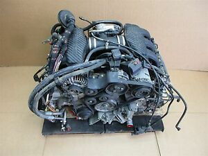99 Boxster Rwd Porsche 986 Complete Engine 2 5 Motor M96 20 M96 20 151 945