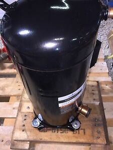 Copeland 8 75ton Zp103kcetfd 950 460 3ph Scroll Compressor 103 000btu R 410a