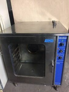 Cleveland Combi Craft Steamer Oven