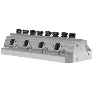 Trickflow Twisted Wedge Sbf 170cc Cylinder Heads Single Valve 61cc Max Lift 540