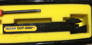Iscar Ghdl 12 7 3 Cut Grip Tool Holder Blade Carbide Inserts Cut off New