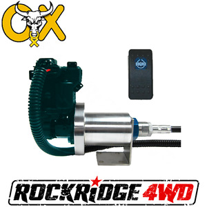 Ox Locker Electric Actuated Shifter For Use With Cable Assembly 36 Or 48