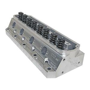 Trick Flow Ford Twisted Wedge 11r Street 170cc Cnc Ported Cylinder Head