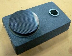 Indicator Stand Granite Base With Serrated Anvil
