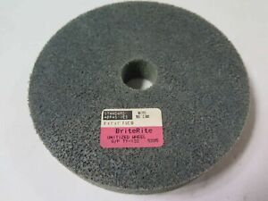 Standard Abrasives 6 X 1 X 1 Unitized Wheel 861723 G p Ty 132 Fine Brand New
